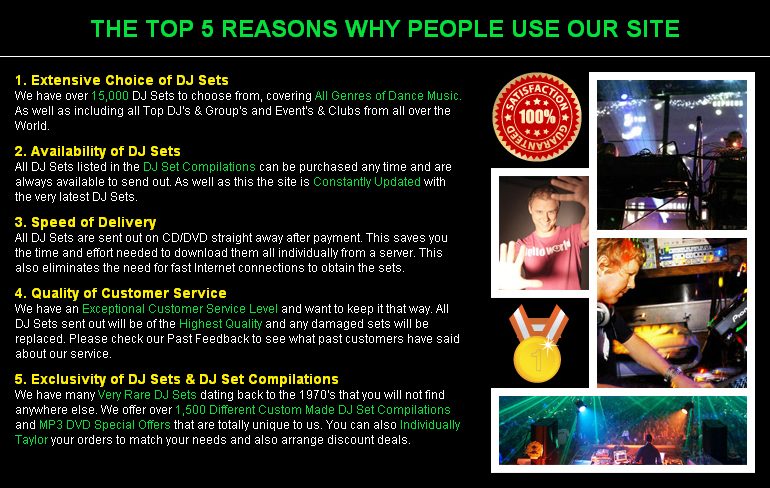 The Top 5 Reasons Why People Use Our Site